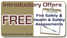 Free Fire Safety and Health and Safety Assessments
